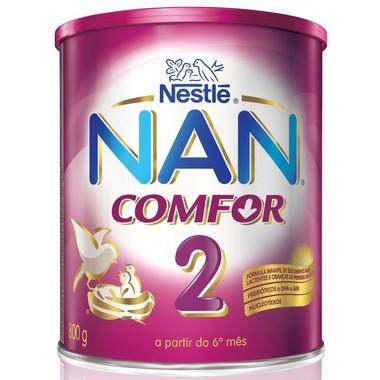 Fórmula Infantil NAN Comfor 2 - 800g