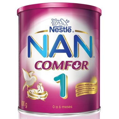 Fórmula Infantil NAN Comfor 1 - 800g