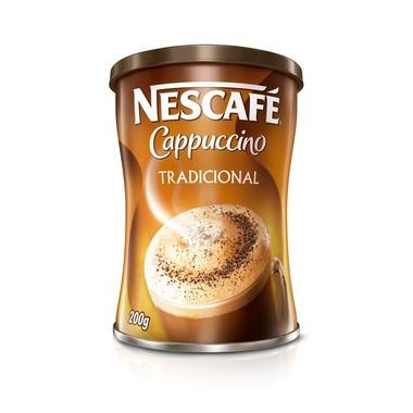 Cappuccino Nescafé Tradicional Pote 200g