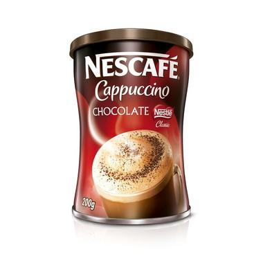 Cappuccino Nescafé Chocolate Classic Lata 200g