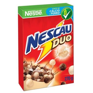Cereal Matinal Nestlé Nescau Duo 270g
