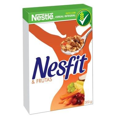Cereal Nesfit Frutas 300g