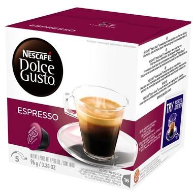 Café Nescafé Dolce Gusto Expresso c/16 capsulas