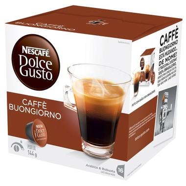Café Nescafé Dolce Gusto Buongiorno c/16 cápsulas