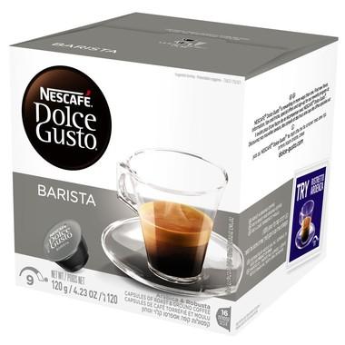 Café Nescafé Dolce Gusto Espresso Barista c/16 cápsulas