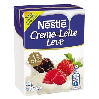 Creme de Leite Nestlé Caixa 200g