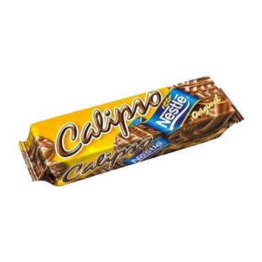 Biscoito Nestlé Calipso Coberto com Chocolate ao Leite 130g