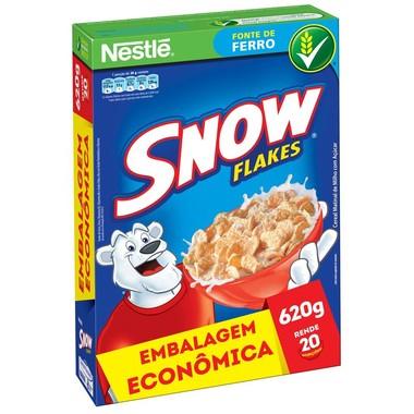 Cereal Matinal Snow Flakes Tradicional 620g