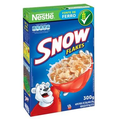 Cereal Matinal Snow Flakes Tradicional 300g