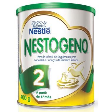 Fórmula Infantil Nestlé Nestogeno 2 - 400g