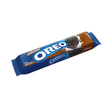 Biscoito Recheado Oreo Chocolate 90g