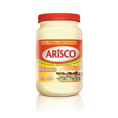 Maionese Arisco 500g