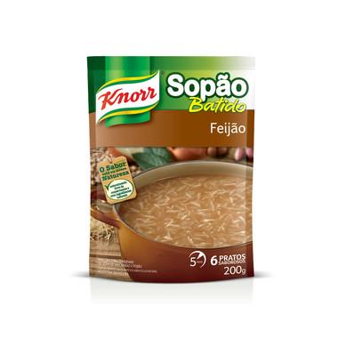 Sopão Knorr Batido Feijão 200g