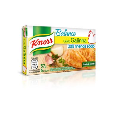 Caldo de Galinha Knorr Balance 57g