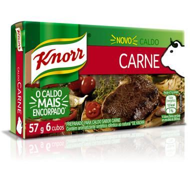 Caldo de Carne Knorr 57g