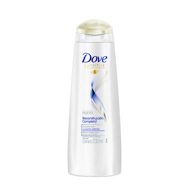Shampoo Dove Reconstrução Completa 200ml