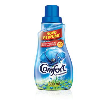 Amaciante Concentrado Comfort Original 500ml