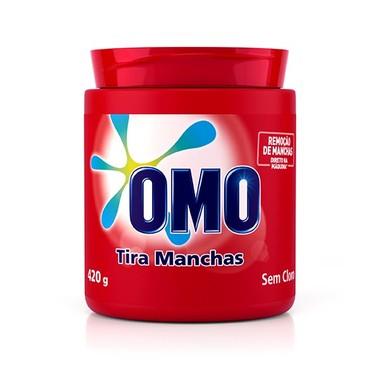 Tira Manchas Omo Roupas Coloridas 420g