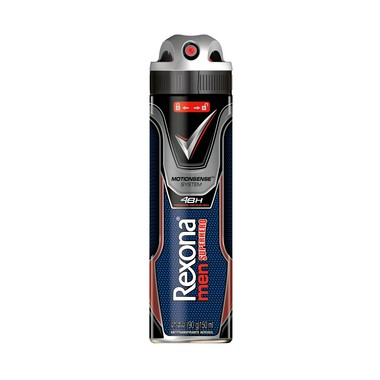 Desodorante Masculino Rexona Men Superhero Aerossol 150ml