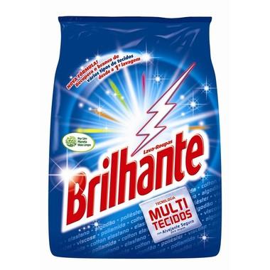 Sabão em Pó Brilhante Multi Tecidos 2kg