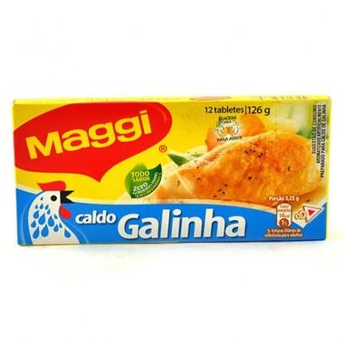 Caldo de Galinha Maggi c/12 126g