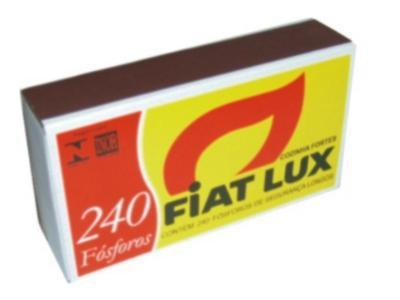 Fósforo Fiat Lux c/240