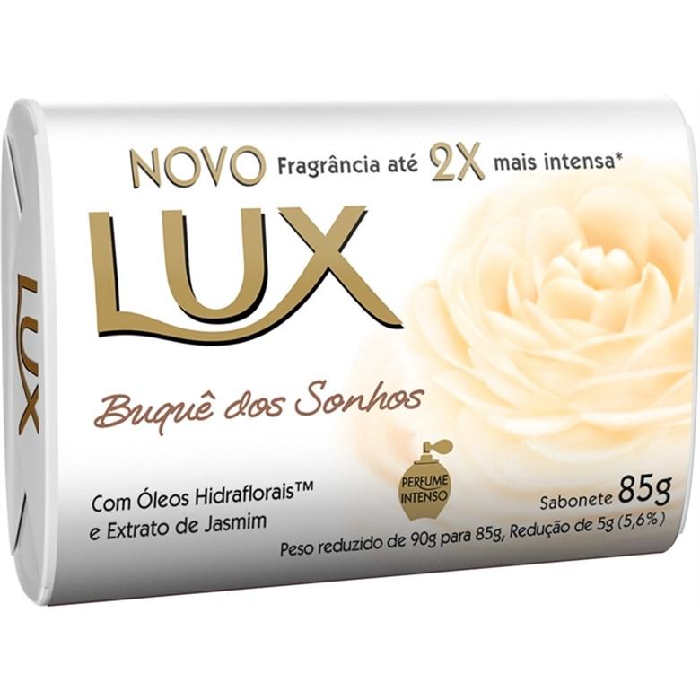 Sabonete Lux em Barra Buquê dos Sonhos 85g