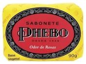 Sabonete Phebo em Barra Odor de Rosas 90g