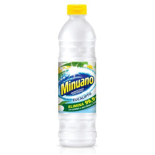 Desinfetante Minuano Eucalipto 500ml