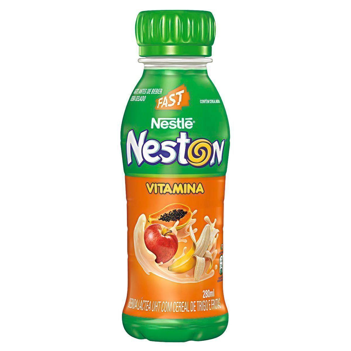 Bebida Láctea Neston Fast 280ml
