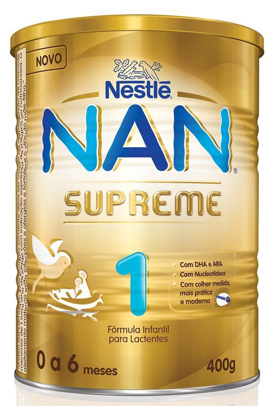 Fórmula Infantil NAN Supreme 1 - 400g