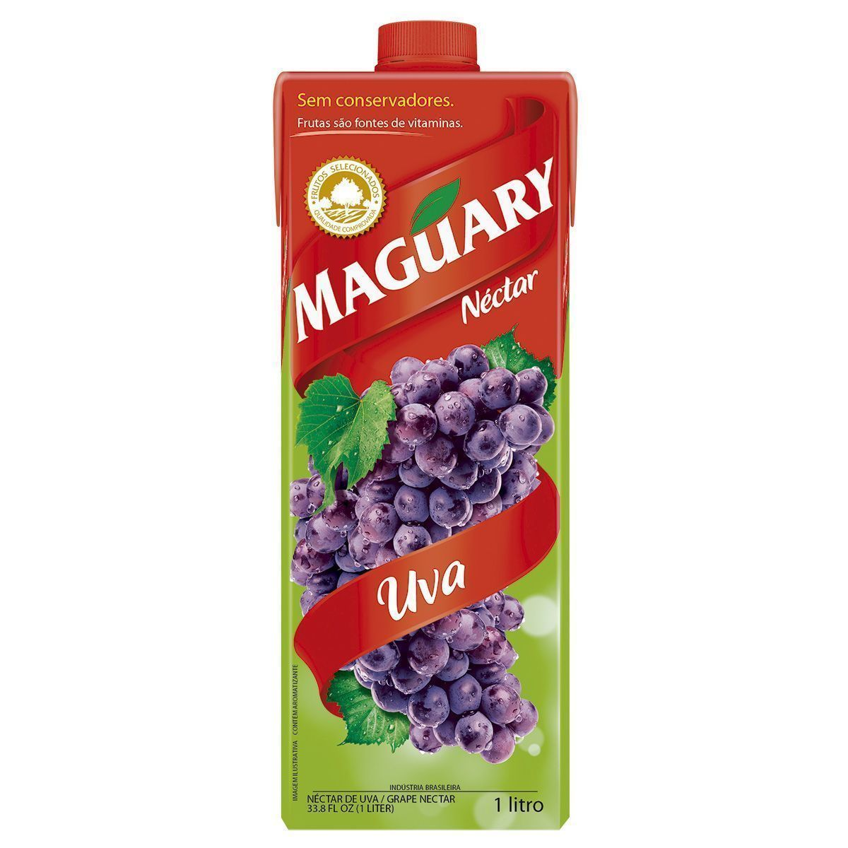 Néctar Maguary Uva 1L