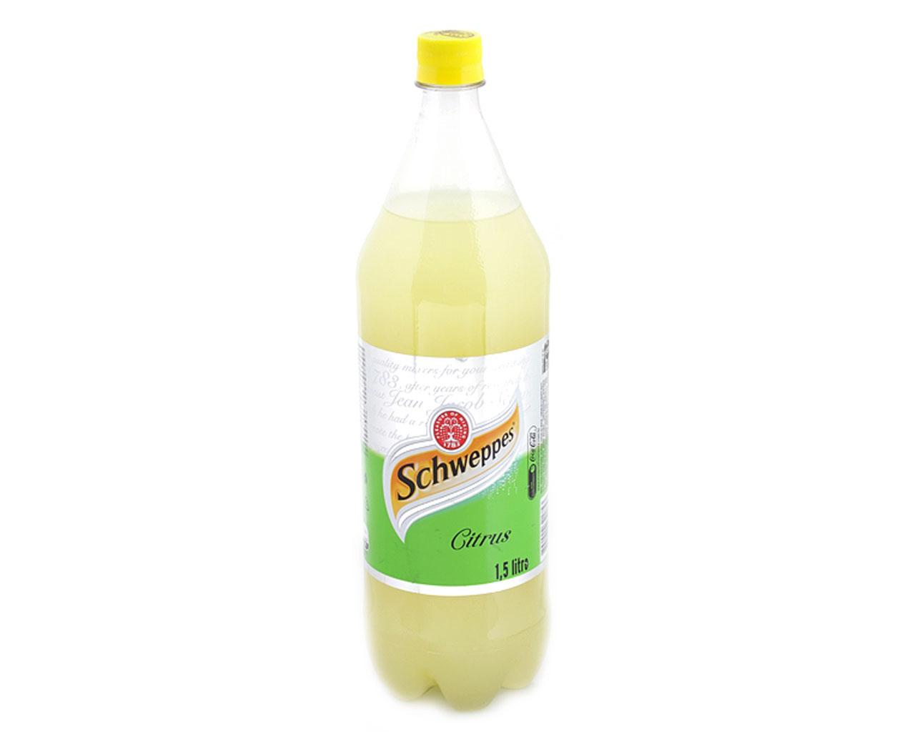 Refrigerante Schweppes Citrus 1,5L