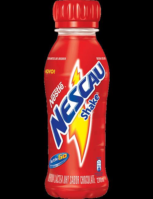Bebida Láctea Nescau Shake 270ml