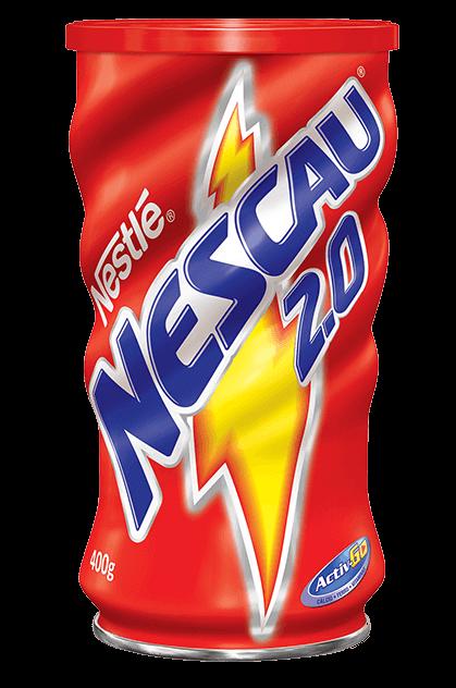 Achocolatado em Pó Nescau 2.0 Lata 400g