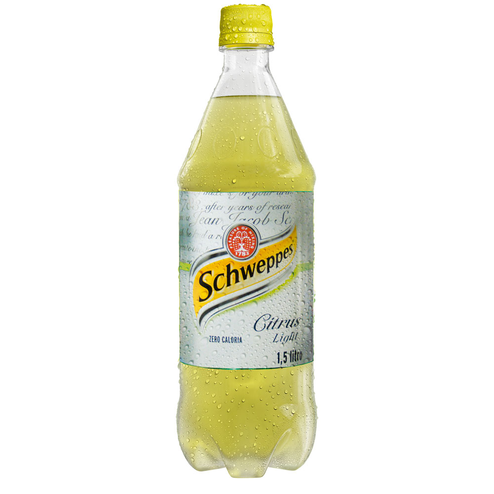 Refrigerante Schweppes Citrus Light 1,5L
