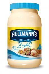 Maionese Hellmann's Light 500g