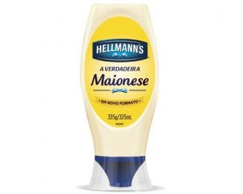 Maionese Hellmann's Tradicional Squeeze 335g
