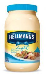 Maionese Hellmann's Light 250g