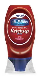 Catchup Hellmann's Squeeze 178g