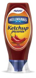 Catchup Hellmann's Picante Squeeze 380g