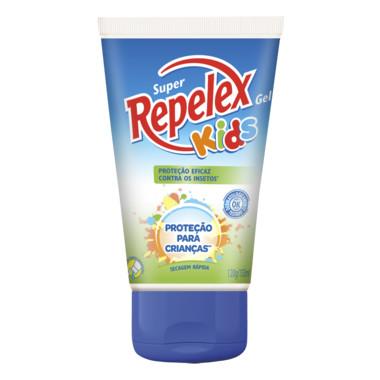 Repelente Corporal Infantil Repelex Kids - Gel 120g