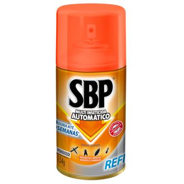 Inseticida Automático SBP - Refil 250ml