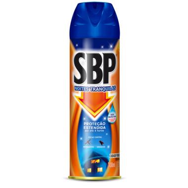 Inseticida SBP Noites Tranquilas Aerossol 270ml