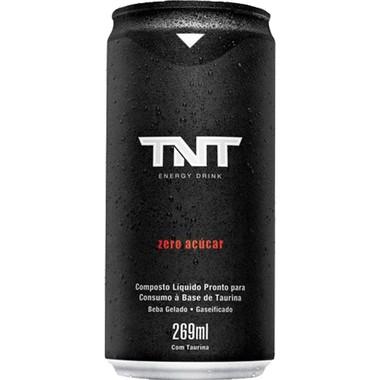 Energético TNT Zero Açucar Lata 269ml