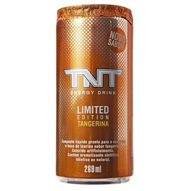 Energético TNT Sabor Tangerina Lata 269ml