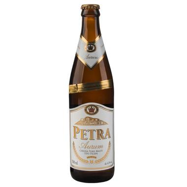 Cerveja Petra Aurum Garrafa 500ml