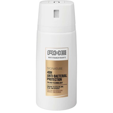 Desodorante Masculino AXE Antitranspirante Signature 48h Aerossol 152ml