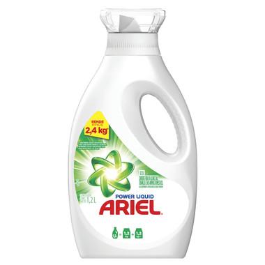 Sabão Líquido Ariel Power Liquid 1,2L