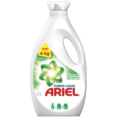 Sabão Líquido Ariel Power Liquid 2L